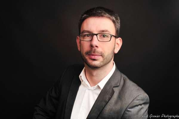 Steven Gravouil de STG Consultants, création, reprise et développement d'entreprise